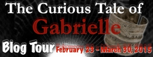 The curious Tale of Gabrielle Blog tour