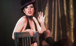 ABC FEATURE FILMS - CABARET - 1972 - Liza Minnelli as Sally Bowles