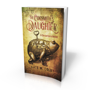 The Cogsmith's Daughter - 3D
